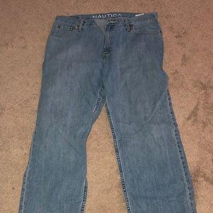 Nautica jeans size 34x32